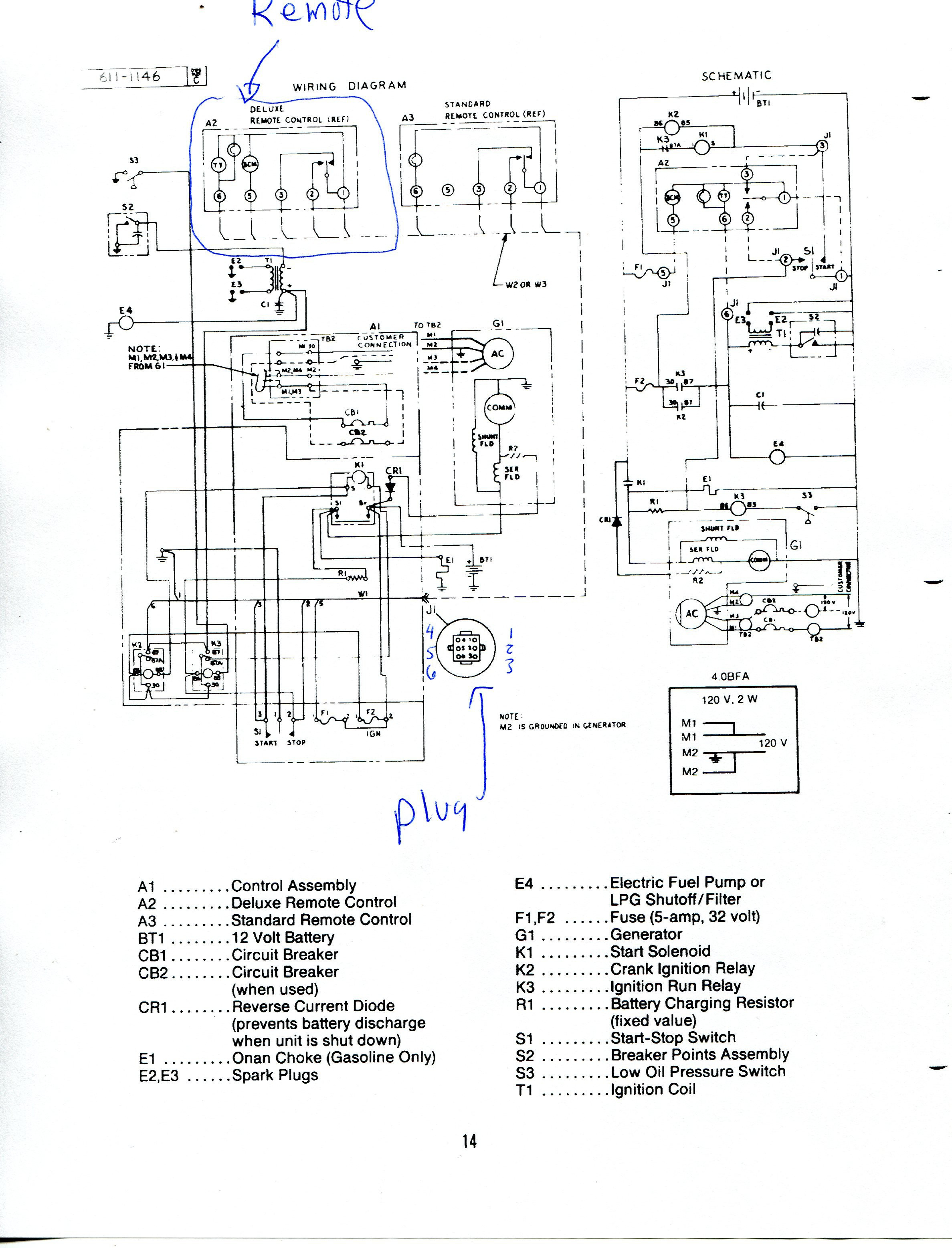 onan 4000 generator remote start switch wiring diagram Collection-generator remote switch wiring diagram moreover onan generator rh mitzuradio me 11-c