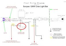 Optronics Trailer Light Wiring Diagram - Optronics Trailer Li 6e