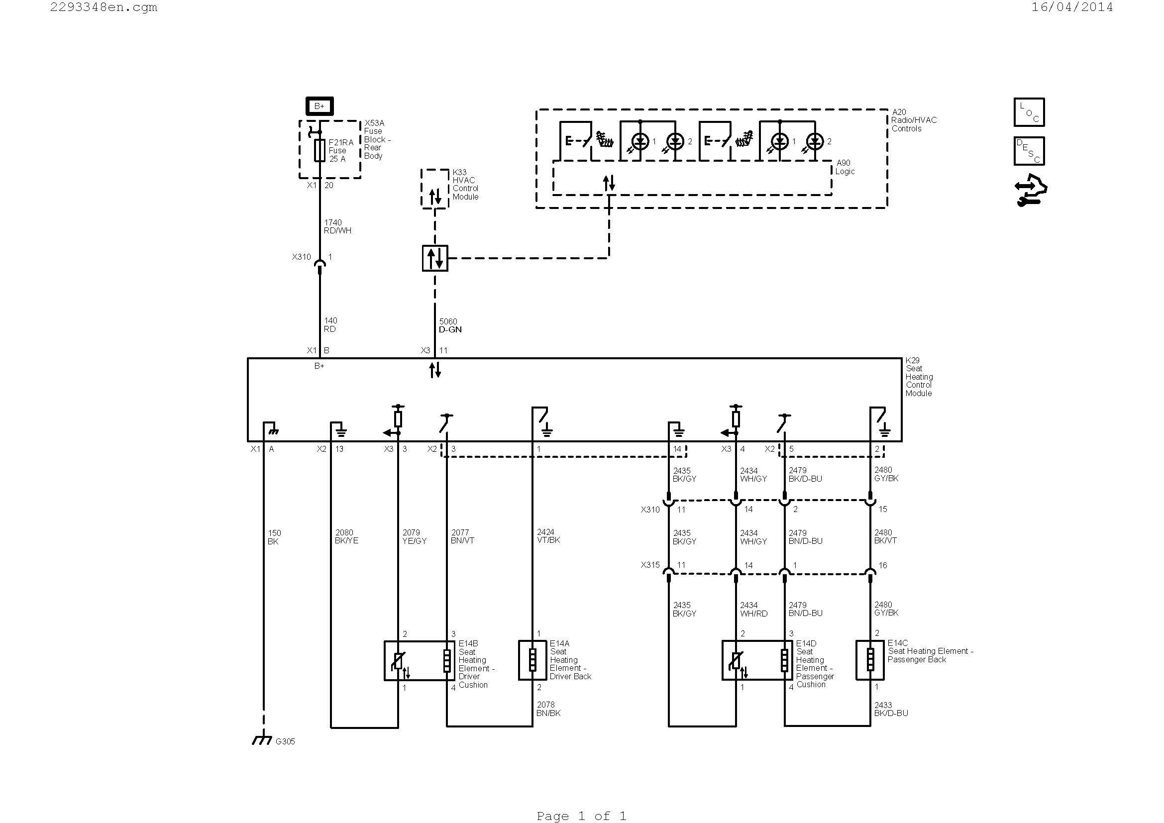 Daikin Ac Outdoor Unit Wiring Diagram