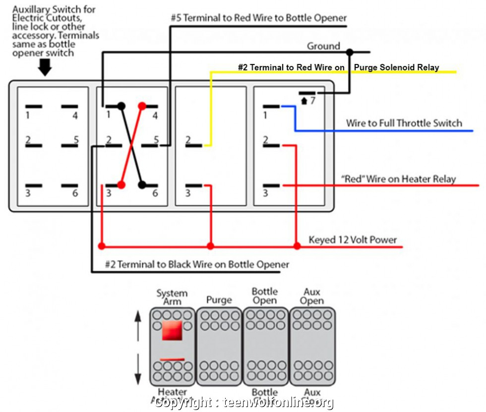 Narva Switch Panel Wiring Diagram 1987 Ford F150 Wiring One
