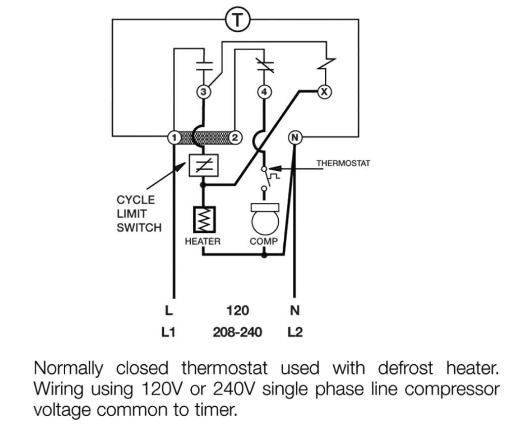 paragon 8145 00 wiring diagram Collection-paragon defrost timer wiring furthermore paragon defrost timer 8145 rh beinclover co 19-i