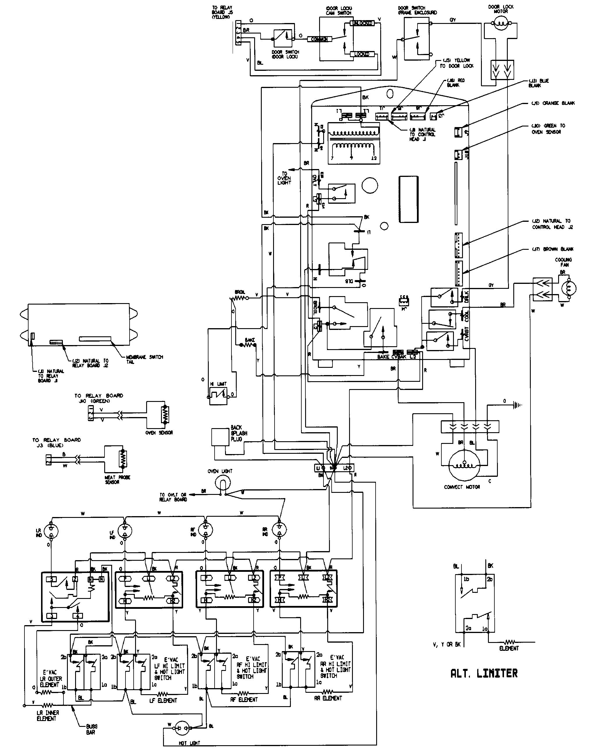 Kenmore Elite Defrost Timer Wiring Diagram on