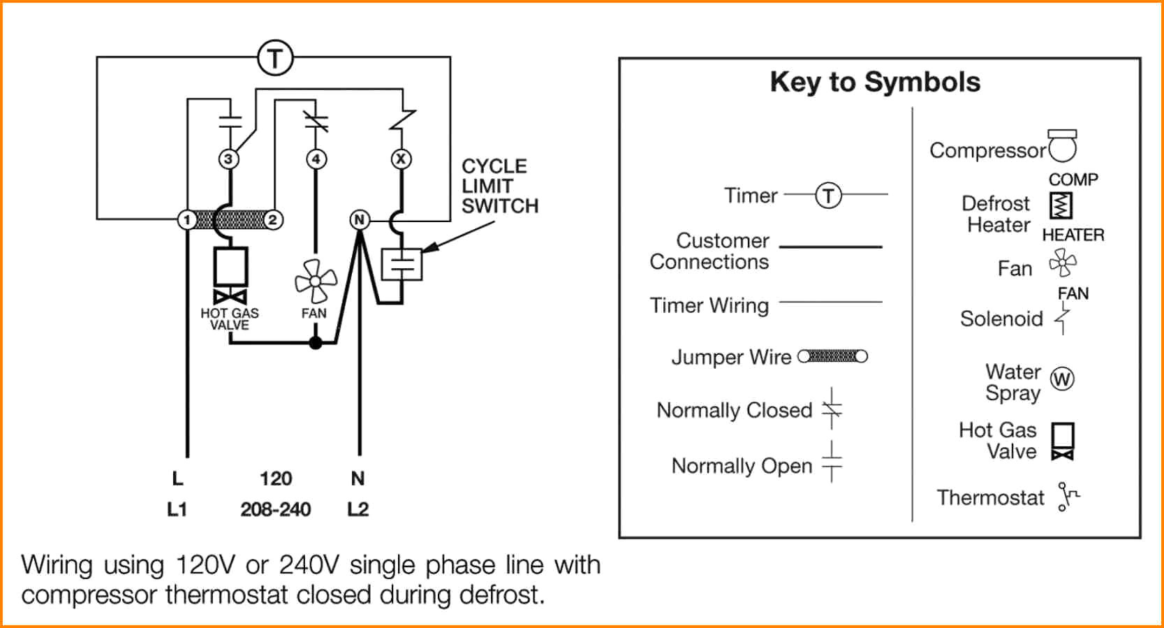 Paragon Defrost Timer 8145 20 Wiring Diagram Gallery