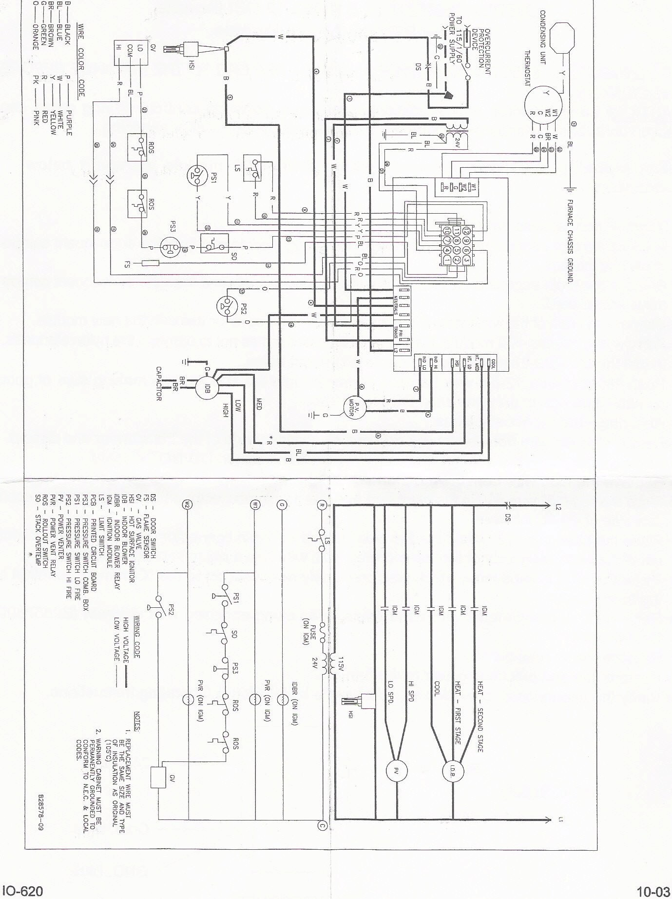 payne wiring diagram payne furnace fan wiring diagram