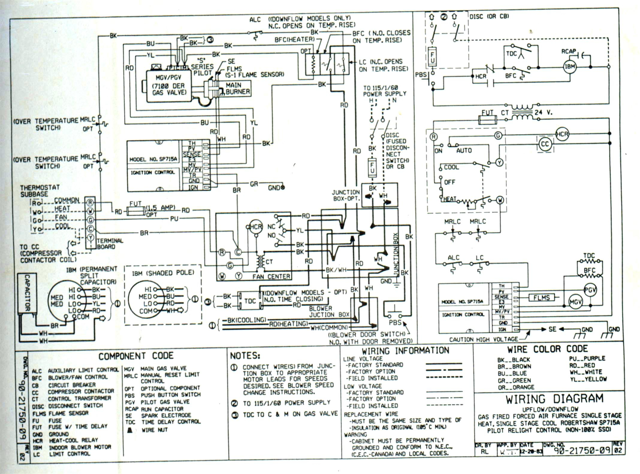 "payne package unit wiring diagram Download-Payne Package Unit Wiring Diagram New Trane Air Handler Wiring Diagram & ""&quot 18-b"