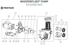 Pentair Superflo Pump Wiring Diagram - View Full Size 8o