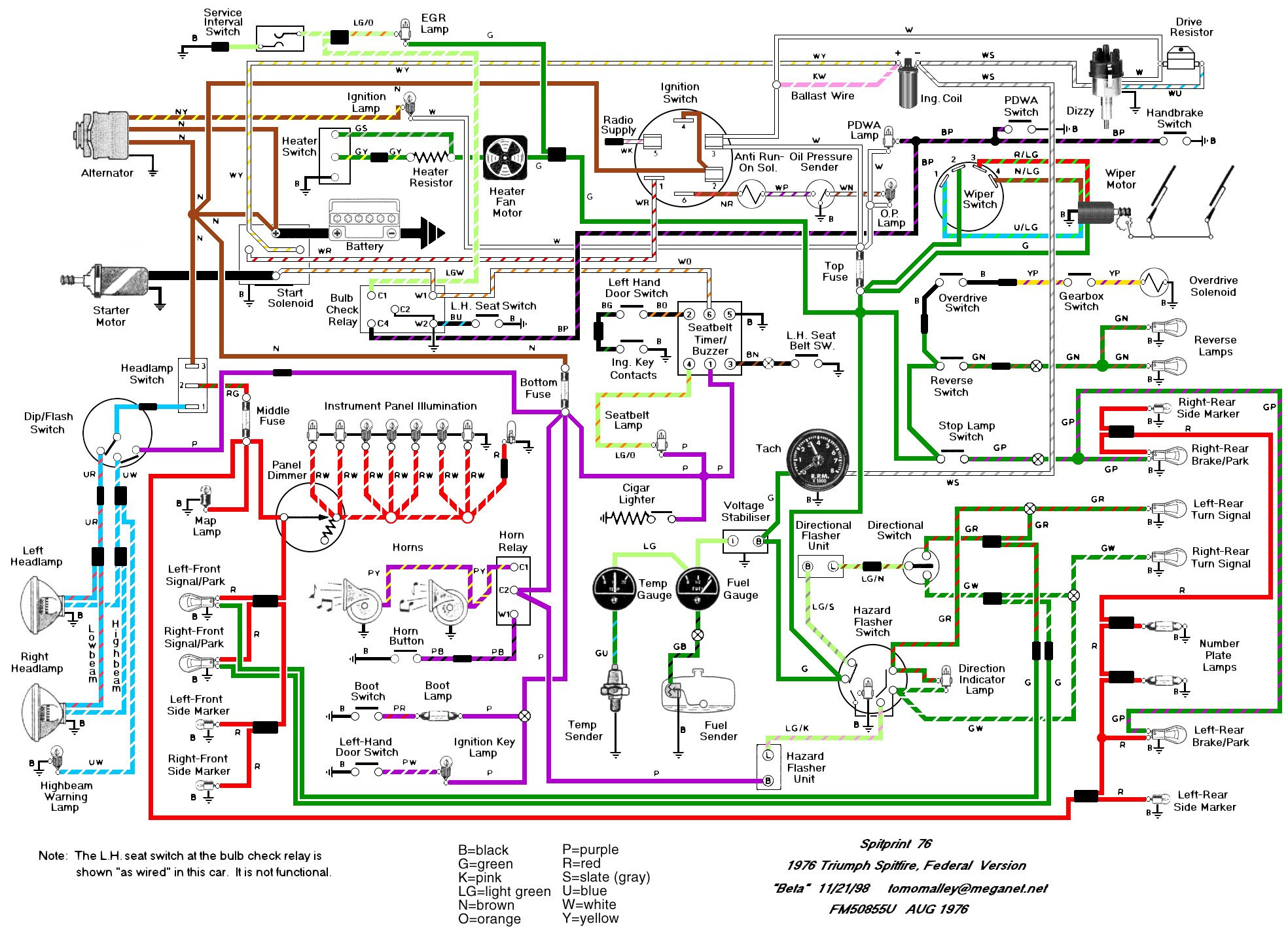 Vw Wiring Diagrams Free Downloads