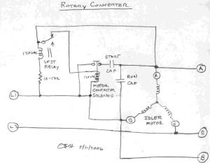 Phoenix Phase Converter Wiring Diagram - 3 Inside Three Phase Converter Wiring Diagram Rotary Wiring Diagram 11p