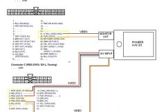 Pioneer Deh 1900mp Wiring Diagram - Pioneer Deh P7400mp Wiring Diagram within 15b