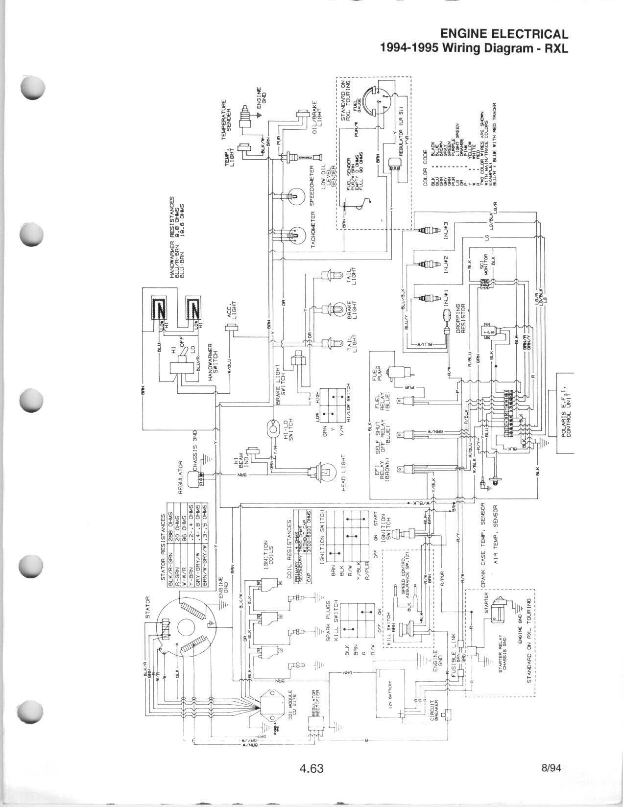 Diagram  2008 Polaris Ranger 700 Wiring Diagram Full