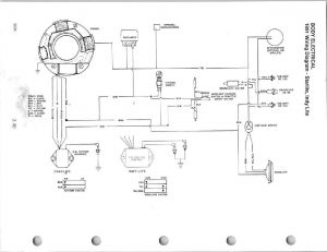 Polaris Snowmobile Wiring Diagram - Polaris Snowmobile Wiring Diagrams Wire Center U2022 Rh Boomerneur Co 7n