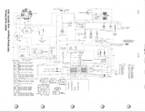 Polaris Snowmobile Wiring Diagram - Polaris Wiring Schematic Electrical Drawing Wiring Diagram U2022 Rh G News Co 5d