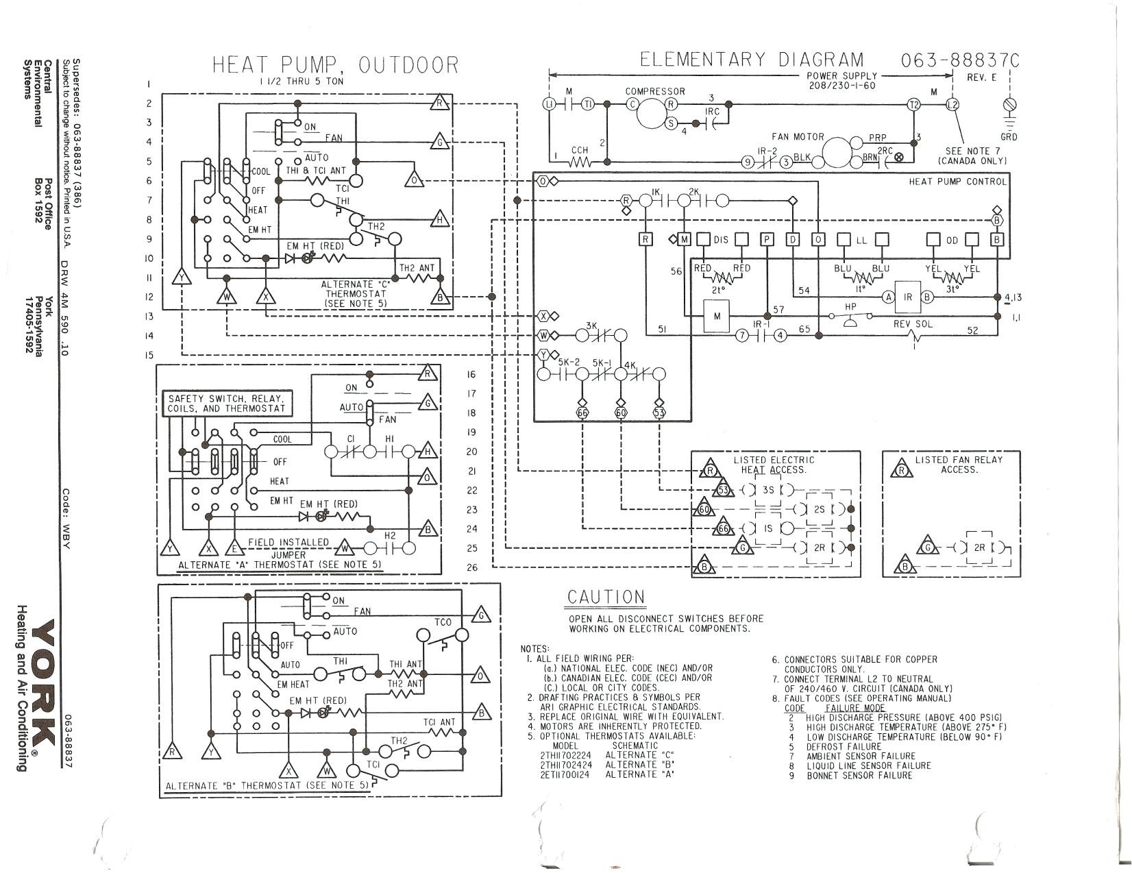 goodman heat pump wiring diagrams pool heat pump wiring diagram sample