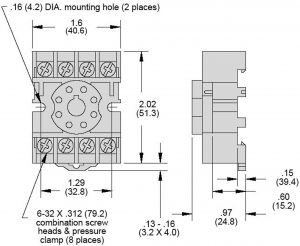 Potter Brumfield Relay Wiring Diagram - 8 Pin Ice Cube Relay Wiring Diagram Collection 8 Pin Relay Wiring Diagram Wire Center 1i