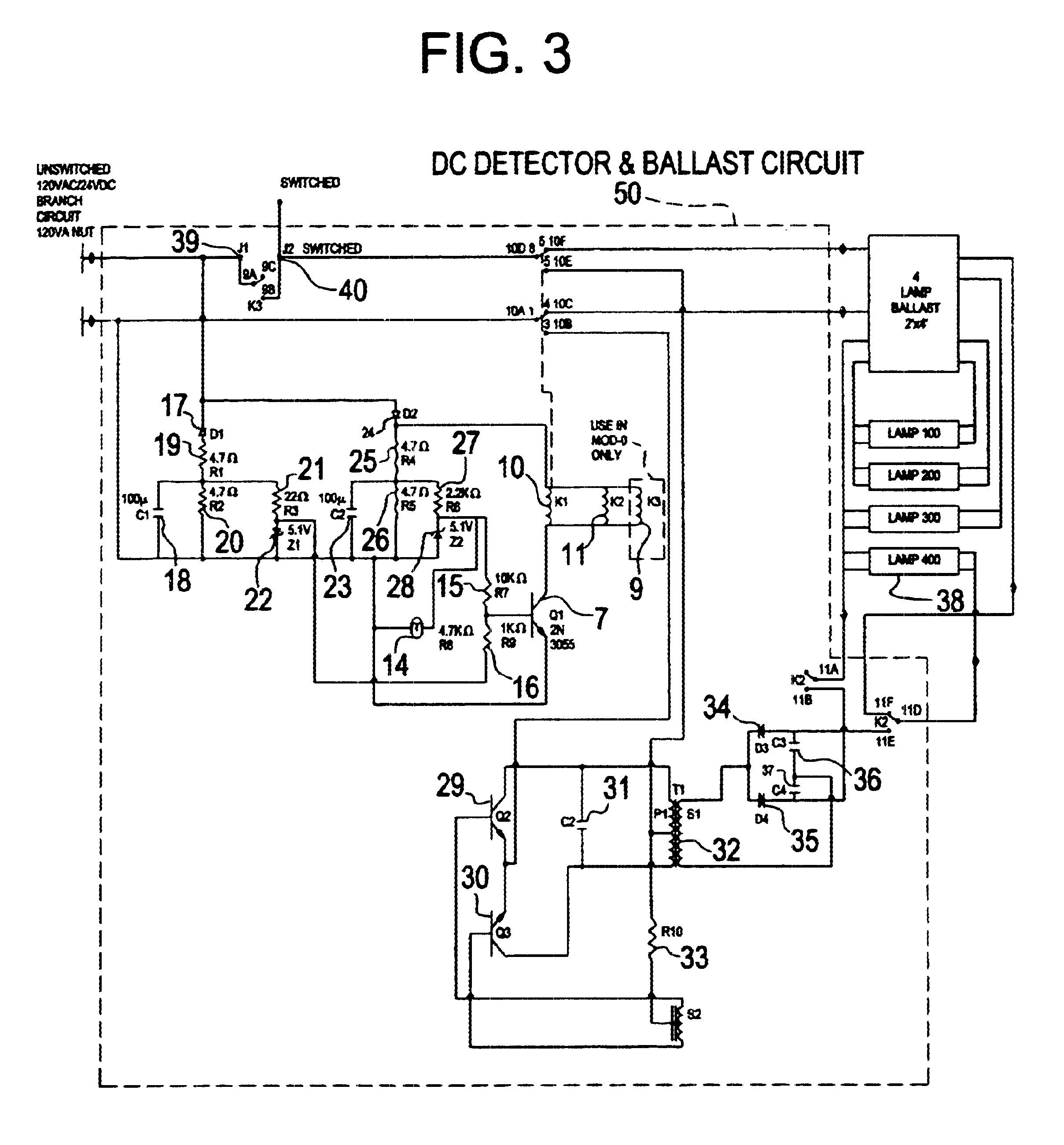 Power Sentry Emergency Ballast Wiring Diagram Collection on