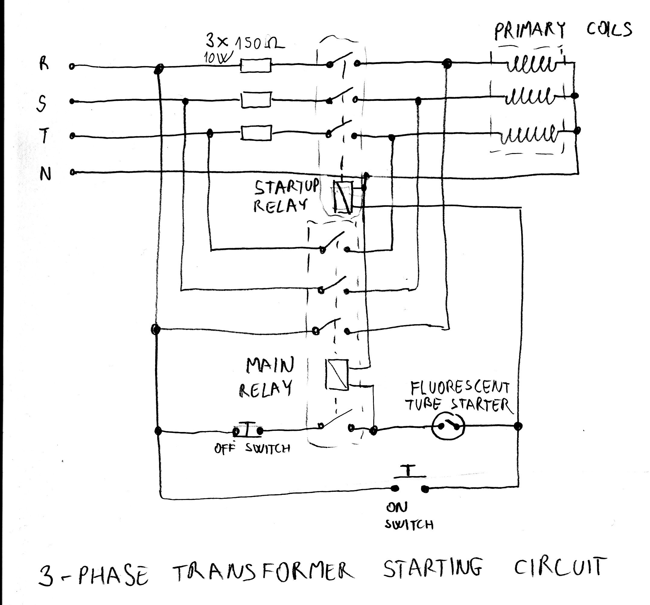 Powerstat Wiring Diagram Sample