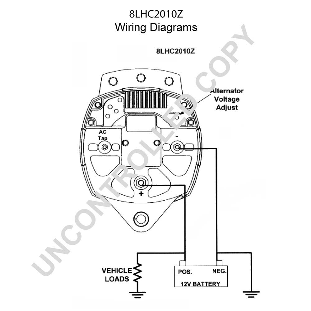 Wiring Diagram For Alternator To Battery from wholefoodsonabudget.com