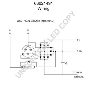Prestolite Alternator Wiring Diagram Marine - Wiring Diagram 3e