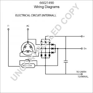 Prestolite Leece Neville Alternators Wiring Diagram - Wiring Diagram 17g
