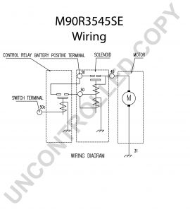 Prestolite Leece Neville Alternators Wiring Diagram - Wiring Diagram for Prestolite Alternator Refrence Prestolite Leece Neville 7d