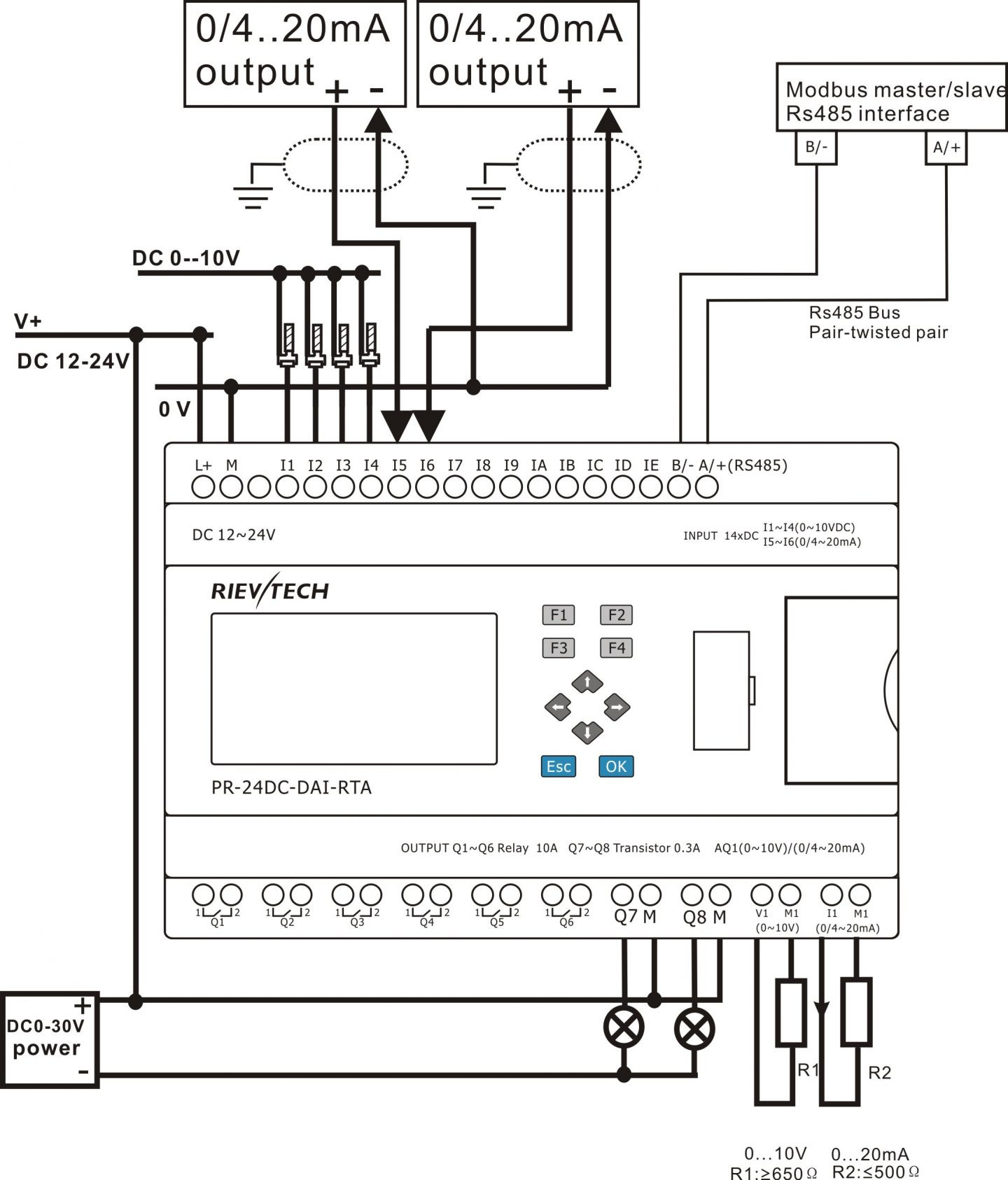 Pt100 Sensor Wiring Diagram Download
