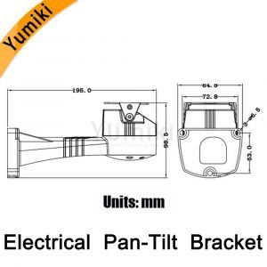 Ptz Controller Wiring Diagram - Ptz Bracket Electrical Rotating Bracket Pan Tilt Installation Stand Holder Cctv Accessories for Cctv Camera In Cctv Accessories From Security & Protection 10b