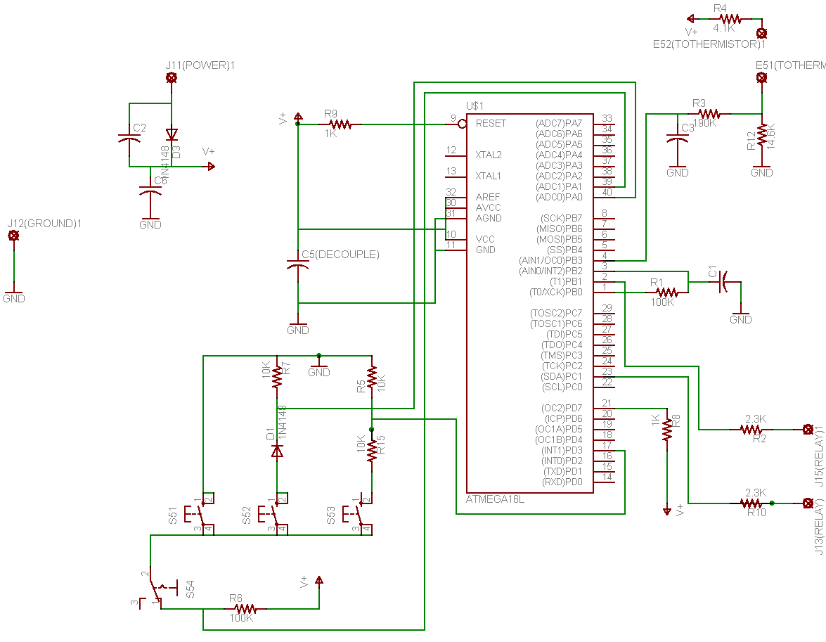 Ranco Temperature Controller Wiring Diagram Collection on