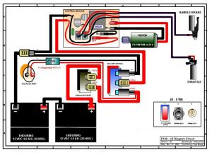 Razor E100 Wiring Diagram - Razor Launch Wiring Diagram Version Jd 12g