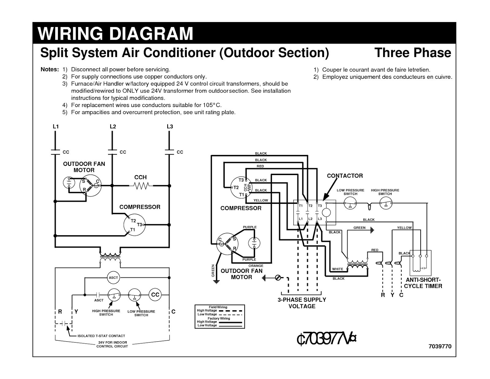 residential air conditioner wiring diagram sample. Black Bedroom Furniture Sets. Home Design Ideas