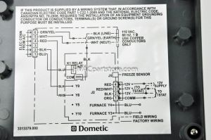 Rheem 41 20804 15 thermostat Wiring Diagram - Awesome Rheem Condenser Wiring Diagram Ponent Wiring Diagram 16t
