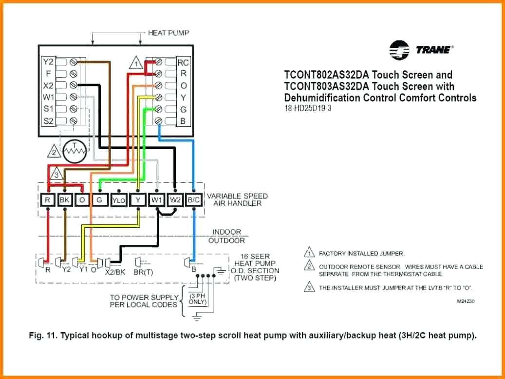Carrier Heat Pump Thermostat Wiring Diagram Also York Heat ... on