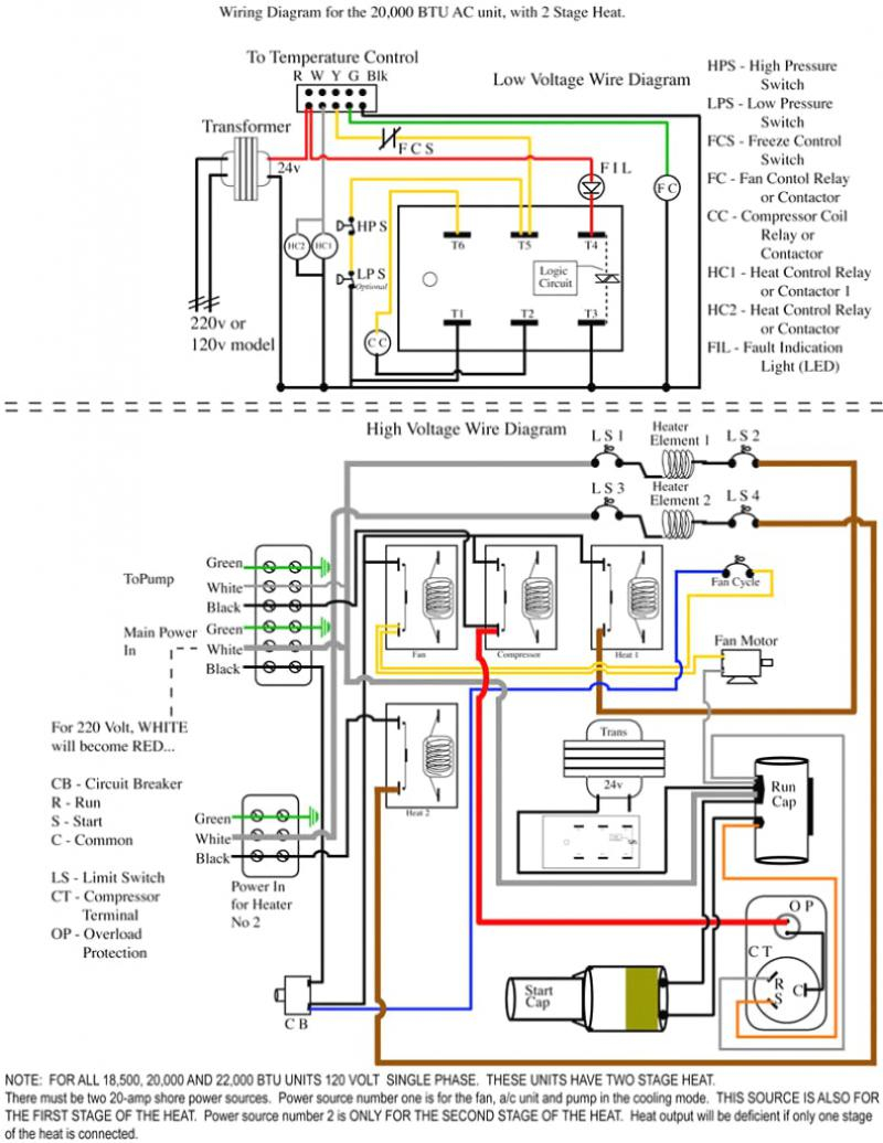Amana Air Handler Wiring Diagrams - Wiring Schematics And Lights - wire -diag.yenpancane.jeanjaures37.fr | Pump Amana Diagram Wiring Ptac Heat |  | Wiring Diagram Resource
