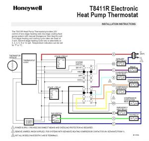 Rheem Heat Pump thermostat Wiring Diagram - Ruud Heat Pump thermostat Wiring Diagram Gas Pack T Stat Wiring Diagram Heat Pumps Wire 4s