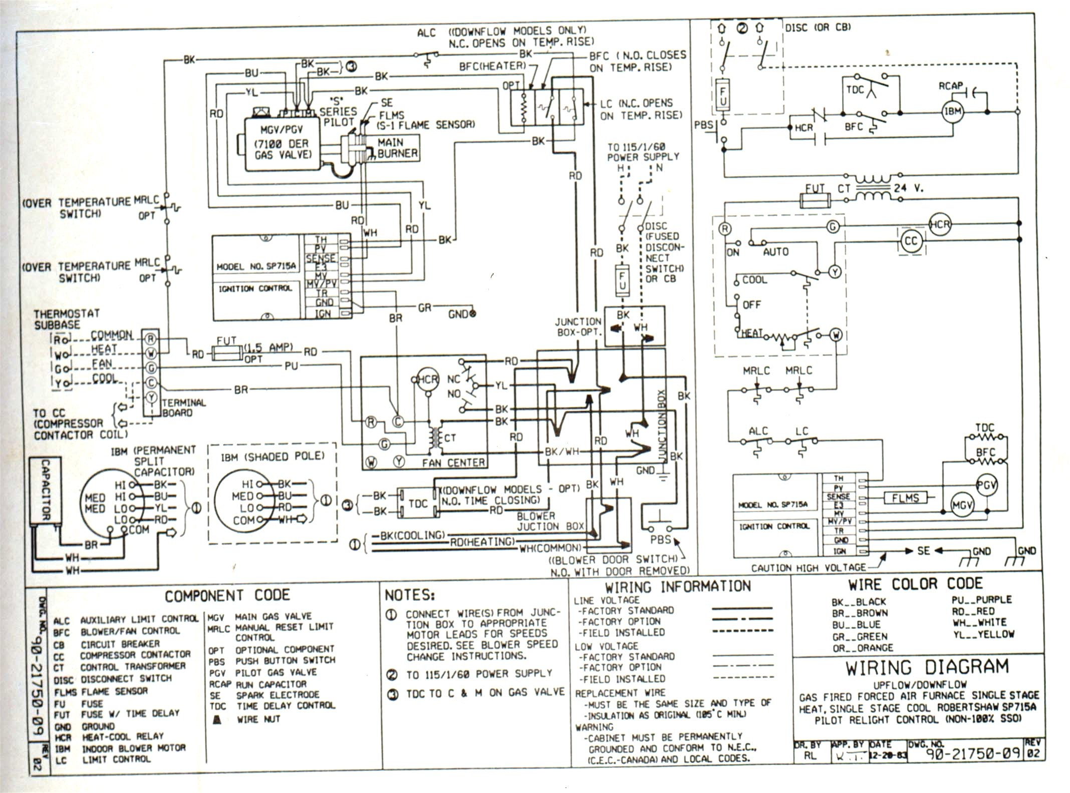 rheem heat pump wiring diagram download