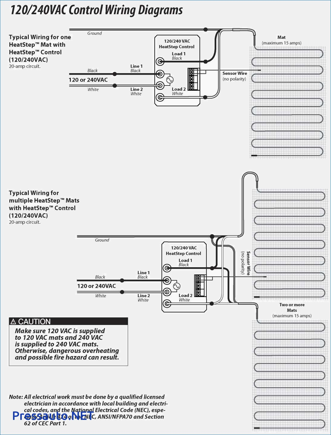Robertshaw Thermostat Wiring Diagram - Database