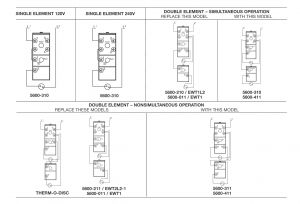 Robertshaw thermostat Wiring Diagram - Water Heater Wiring Diagram Dual Element Awesome Robertshaw thermostat Wiring Diagram 6c