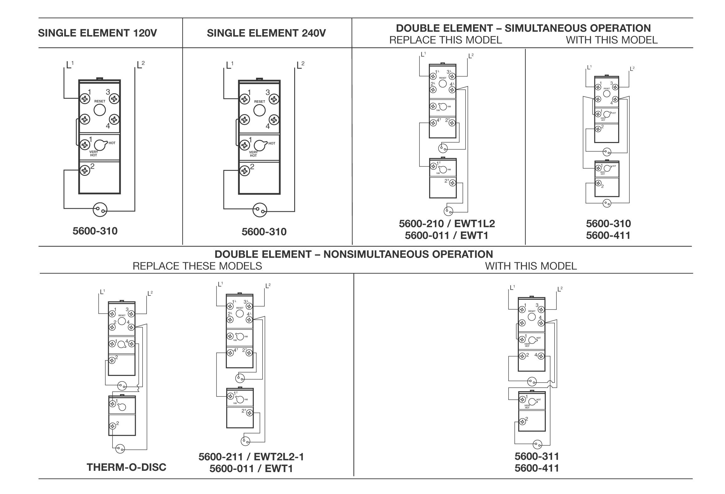 robertshaw thermostat wiring diagram Download-Water Heater Wiring Diagram Dual Element Awesome Robertshaw thermostat Wiring Diagram 16-f