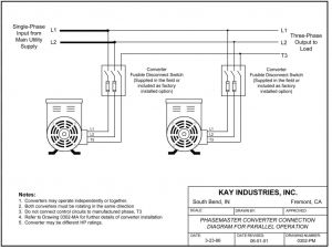 Rotary Phase Converter Wiring Diagram - Ronk Phase Converter Wiring Diagram 8 11p