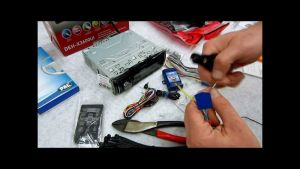 Rp5 Gm11 Wiring Diagram - How to Wire Up and Prep A New Radio Dash Kit Harness and Steering Wheel Adapter 16c