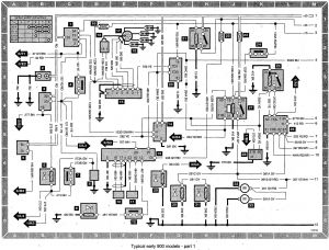 Saab 900 Wiring Diagram Pdf - Audi A4 1 9 Tdi Wiring Diagram New Saab 900 Wiring Diagram Pdf 8a