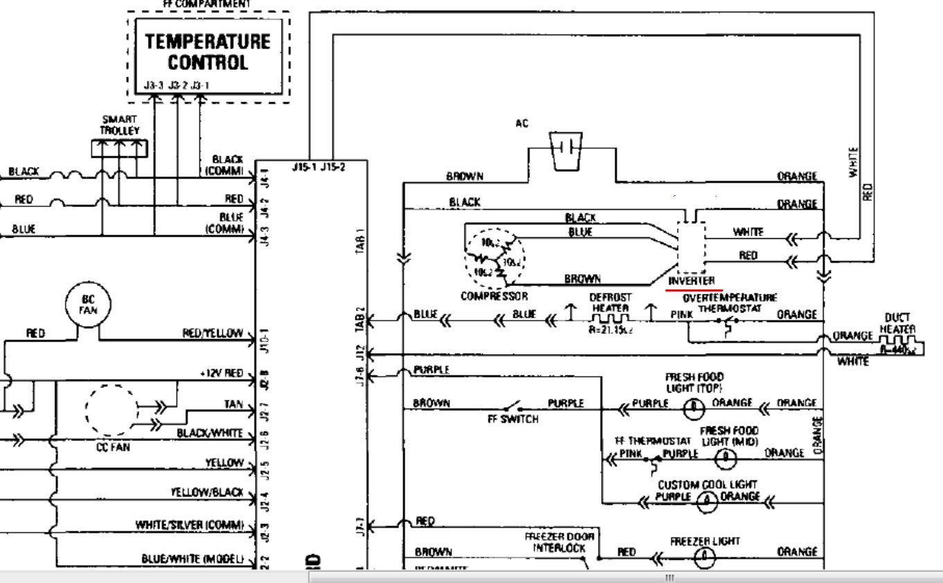 samsung refrigerator wiring diagram Download-Samsung Refrigerator Wiring Diagram Best Refrigerator – Understanding Fridge Wiring Diagram – Home 7-r