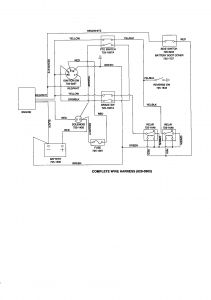 Sears Lawn Tractor Wiring Diagram - Wiring Diagram Yard Machine Lawn Tractor 2018 Wiring Diagram for Yardman Riding Mower Inspirationa Craftsman 11m