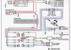 Simple Automotive Wiring Diagram - Wiring Diagram Star Delta Auto Manual Simple Wiring Diagram Star Delta Auto Manual New Mitsubishi Starter 18i
