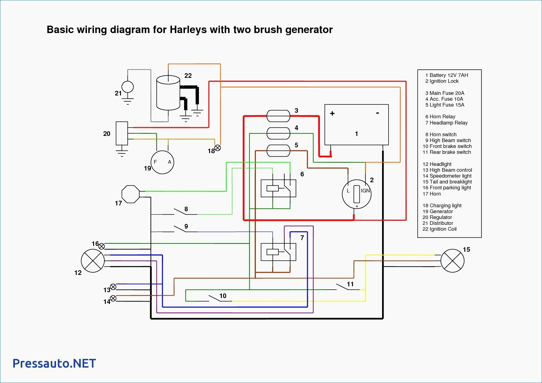 Simple Ignition Wiring Diagram Gallery