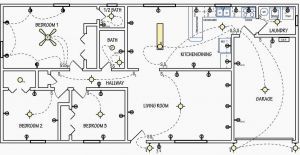 Smart Home Wiring Diagram Pdf - Smart Home Wiring Diagram Luxury Electrical Symbols are Used Home Electrical Wiring Plans In 20b