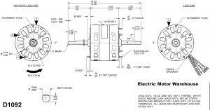 Smith and Jones Electric Motors Wiring Diagram - Smith and Jones Electric Motors Wiring Diagram Luxury Marathon 1 2 Rh Releaseganji Net 16l
