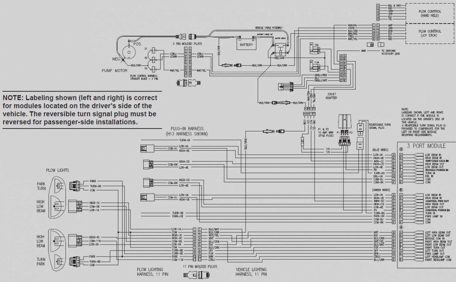 Snowdogg Snow Plow Wiring Diagram Gallery