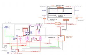 Solar Array Wiring Diagram - Wiring Diagram solar Panels Inverter Fresh Wiring Diagram for F Grid solar System Valid Electrical System 5b