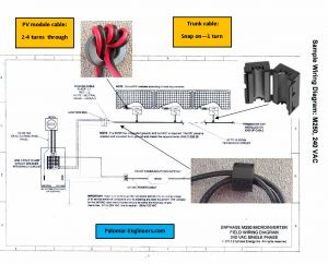 Solar Micro Inverter Wiring Diagram - Micro Inverter Wiring Diagram Below solar System Rfi Palomar Engineers 42 Elegant solar Panel Wiring Installation 6q