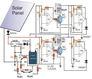 Solar Panel Charge Controller Wiring Diagram - Diy solar Panel Wiring Diagram Awesome Homemade solar Mppt Circuit Maximum Schematic 5m